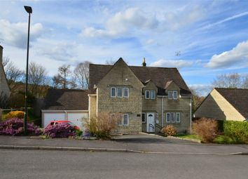 Thumbnail 5 bed detached house for sale in Lawns Park, North Woodchester, Stroud