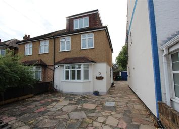 Thumbnail 3 bed semi-detached house for sale in Arlington Road, Ashford
