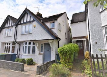 Thumbnail 4 bed semi-detached house for sale in Temple Grove, London