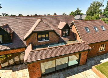 Thumbnail 5 bedroom detached house for sale in Cherry Tree Road, Farnham Royal, Slough