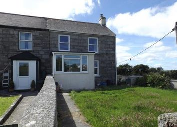 Thumbnail 3 bed semi-detached house for sale in Rame Cross, Penryn, Cornwall