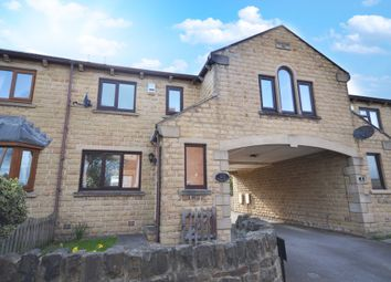 Thumbnail 3 bed terraced house for sale in Railway Court, Clayton West, Huddersfield