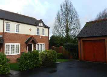 Thumbnail 2 bed mews house to rent in Newland Mews, Culcheth