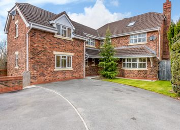 Thumbnail 6 bed detached house for sale in Keats Way, Preston, Lancashire