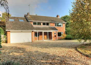 Thumbnail 4 bed detached house for sale in The Street, Surlingham