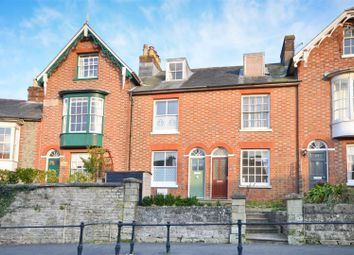 St. Johns Road, Newport PO30. 2 bed terraced house for sale