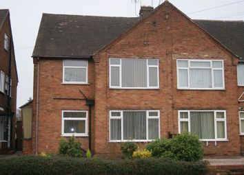 Thumbnail 2 bedroom maisonette to rent in Four Pounds Avenue, Coundon, Coventry