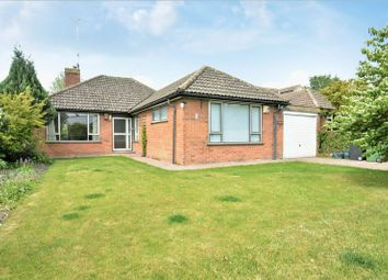 Thumbnail 3 bed detached bungalow for sale in Barrow Road, Harwell, Didcot