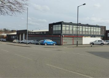 Thumbnail Light industrial for sale in Bridgeman Street, Walsall
