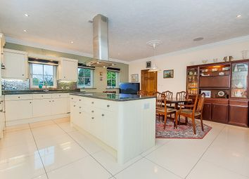 Thumbnail 5 bedroom chalet for sale in Harpers Court, Emneth, Wisbech