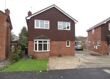 Thumbnail 4 bed detached house for sale in Hodnet Close, Kenilworth