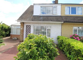 Thumbnail 3 bed semi-detached house for sale in Swinburne Avenue, Adwick-Le-Street, Doncaster
