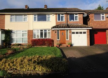 Thumbnail 4 bed semi-detached house for sale in Blythesway, Alvechurch, Birmingham