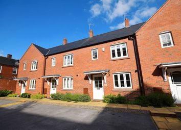 Thumbnail 3 bed mews house to rent in Hall Yard, Tean, Stoke-On-Trent