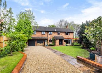 Thumbnail 5 bed detached house for sale in Kimbolton Avenue, Bedford