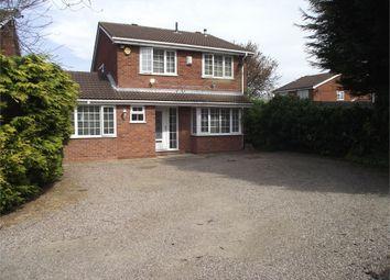 Thumbnail 4 bed detached house for sale in Faircroft Road, Castle Bromwich, Birmingham