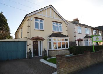 Thumbnail 4 bedroom detached house for sale in Layer Road, Colchester