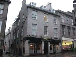 Thumbnail Studio to rent in Trinity Lane, Aberdeen