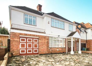 Thumbnail 4 bed property to rent in Dalkeith Grove, Stanmore