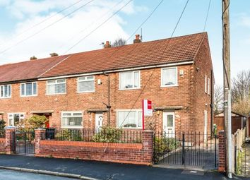 Thumbnail 3 bed end terrace house for sale in Tanhouse Road, Urmston, Manchester, Greater Manchester