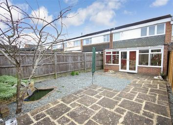 Thumbnail 3 bedroom terraced house for sale in Raybrook Crescent, Rodbourne, Swindon
