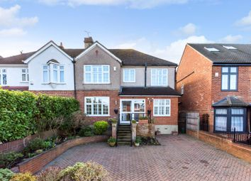 Thumbnail 5 bed semi-detached house for sale in Eltham Hill, London