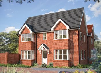 "Thumbnail 3 bed semi-detached house for sale in ""The Sheringham"" at Bromham Road, Bedford"