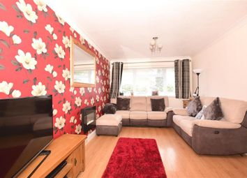 Thumbnail 3 bed terraced house for sale in Avocet Walk, Lords Wood, Chatham, Kent