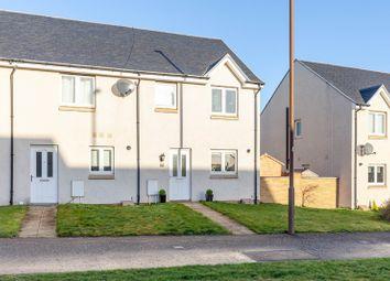 Thumbnail 3 bedroom end terrace house for sale in Burnbrae Road, Bonnyrigg, Midlothian
