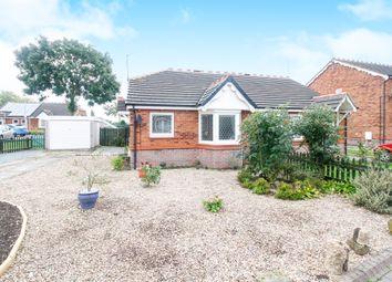 Thumbnail 2 bed semi-detached bungalow for sale in Rainham Close, Hull
