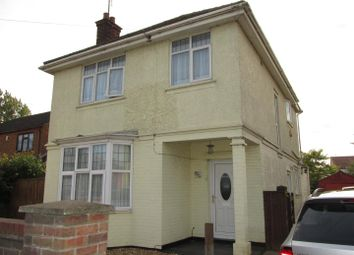 Thumbnail 3 bed detached house for sale in Elm High Road, Wisbech, Cambridgeshire