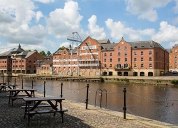 Thumbnail 2 bed flat to rent in 32 Woodsmill Quay, York
