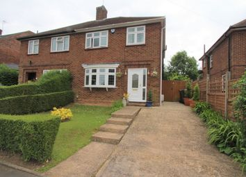 Thumbnail 3 bed semi-detached house for sale in Masefield Avenue, Borehamwood
