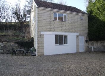 Thumbnail 2 bed detached house to rent in Mill Lane, Monkton Combe, Bath