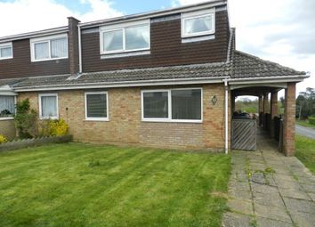 Thumbnail 3 bed property to rent in Simons Walk, Pattishall, Towcester