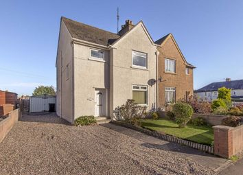 Thumbnail 3 bed semi-detached house for sale in Lamond Drive, St Andrews, Fife