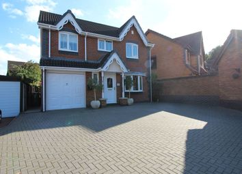 Thumbnail 4 bed detached house for sale in The Yews, Bedworth