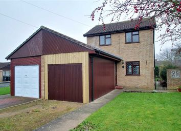 Thumbnail 2 bed semi-detached house for sale in Maple Close, Waddington, Lincoln
