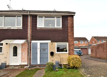 Thumbnail 2 bed end terrace house for sale in St Johns Avenue, Kingsthorpe, Northampton