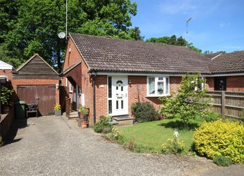Thumbnail 2 bed bungalow for sale in Dudley Close, Whitehill, Bordon