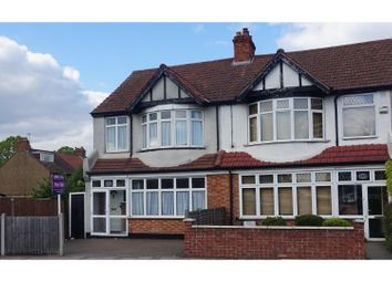 Thumbnail 3 bed end terrace house for sale in Croydon Road, Beckenham