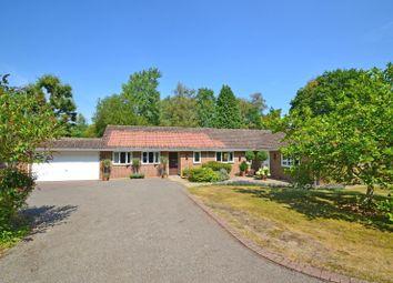 Monkmead Copse, West Chiltington, West Sussex RH20. 4 bed detached house