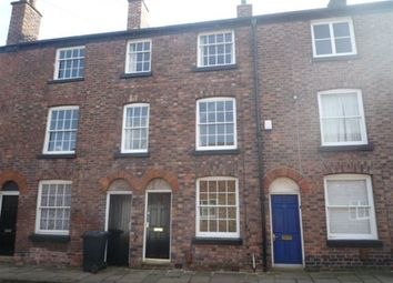 Thumbnail 3 bed terraced house to rent in Chapel Street, Macclesfield
