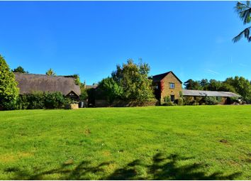 Thumbnail 6 bedroom barn conversion for sale in Sywell Road, Overstone