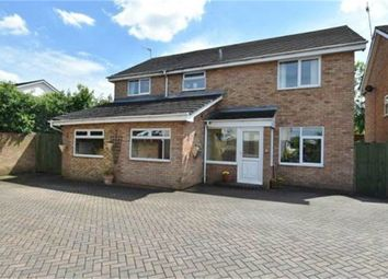 Thumbnail 5 bed detached house for sale in Arkle Road, Droitwich, Worcestershire