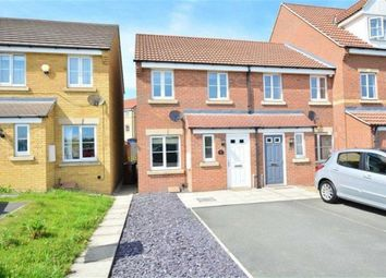 Thumbnail 2 bed end terrace house for sale in Rosehip Walk, Castleford, West Yorkshire