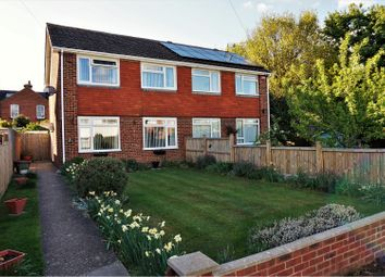 Thumbnail 3 bed semi-detached house for sale in Hanover Place, Canterbury