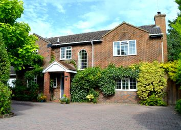 Thumbnail 4 bed detached house for sale in Somerville Road, Cobham