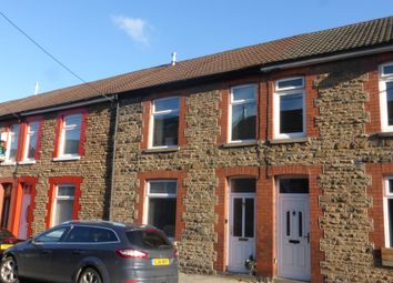 Thumbnail 3 bed terraced house to rent in Lanelay Terrace, Maesycoed, Pontypridd