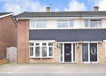 Thumbnail 3 bedroom end terrace house for sale in Cheslyn Road, Portsmouth, Hampshire